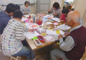 絵画教室11月30日
